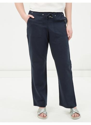 Pantolon-Koton Plus